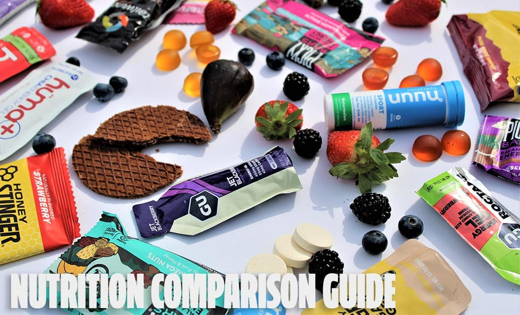 FIND THE RIGHT NUTRITION FOR YOUR ACTIVITY