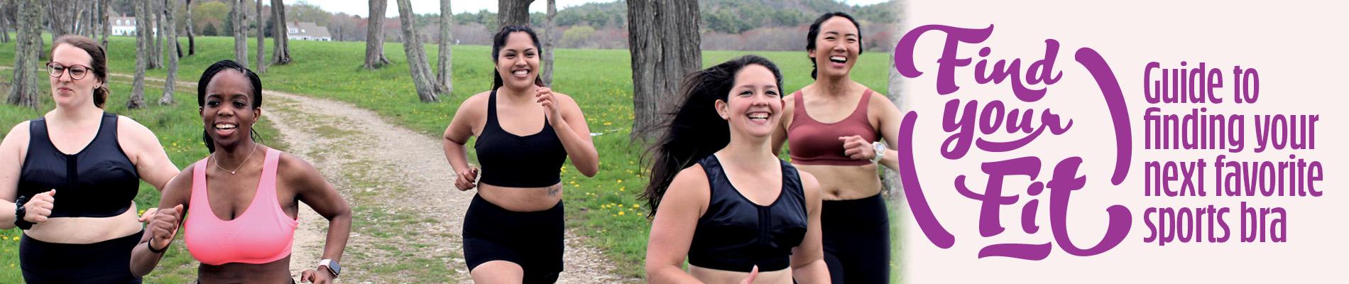 FInd your next favorite sports bra